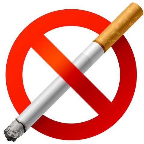 should cigarettes be banned as heroin consumption