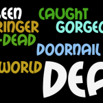 Idioms with 'dead'